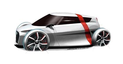 2011 Audi urban concept - drawings 1