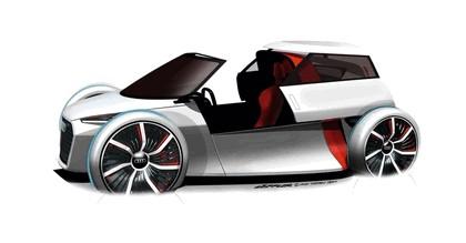 2011 Audi urban concept - drawings 3