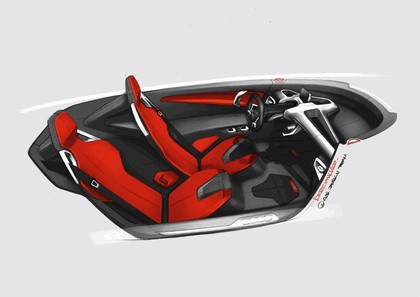 2011 Audi urban concept - drawings 4