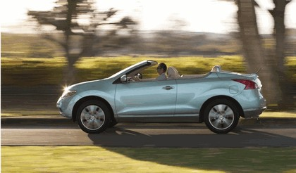 2011 Nissan Murano CrossCabriolet 4