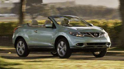 2011 Nissan Murano CrossCabriolet 9