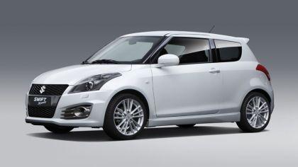 2012 Suzuki Swift Sport 5