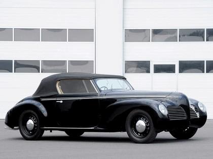 1939 Alfa Romeo 6C 2500 S cabriolet 1