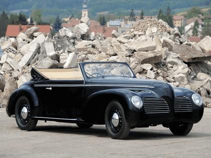 1939 Alfa Romeo 6C 2500 S cabriolet 7