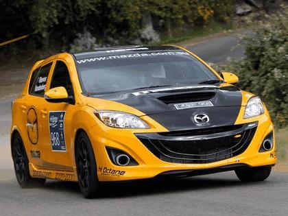 2010 Mazda 3 MPS ( Targa Tasmania ) 1