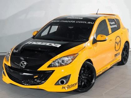 2010 Mazda 3 MPS ( Targa Tasmania ) 2