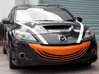 2010 Mazda 3 MPS ( Targa Tasmania ) 5