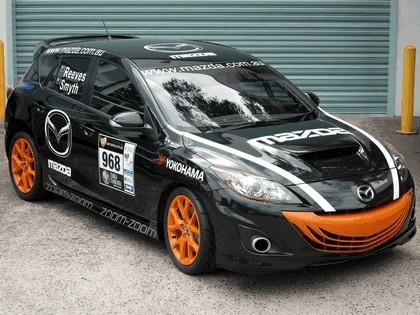 2010 Mazda 3 MPS ( Targa Tasmania ) 7