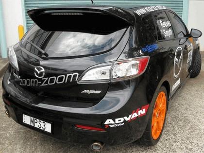 2010 Mazda 3 MPS ( Targa Tasmania ) 8