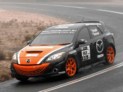 2010 Mazda 3 MPS ( Targa Tasmania ) 10