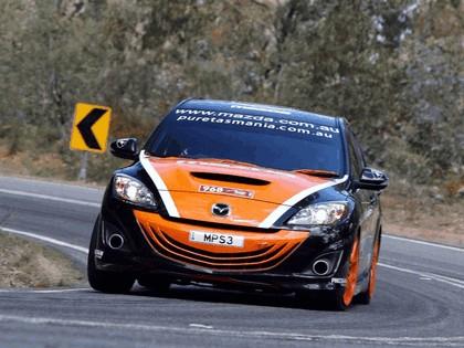 2010 Mazda 3 MPS ( Targa Tasmania ) 14