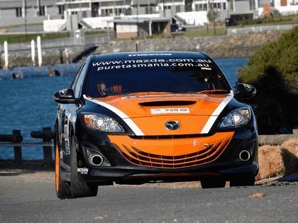 2010 Mazda 3 MPS ( Targa Tasmania ) 15