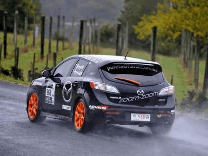 2010 Mazda 3 MPS ( Targa Tasmania ) 17