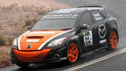2010 Mazda 3 MPS ( Targa Tasmania ) 9