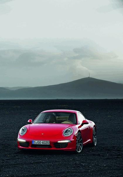 2011 Porsche 911 ( 991 ) Carrera 7