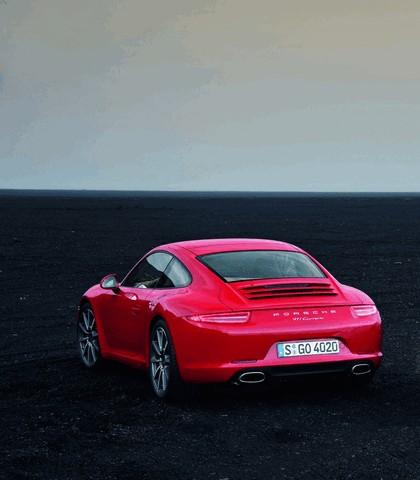 2011 Porsche 911 ( 991 ) Carrera 8