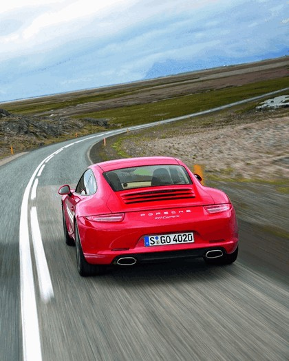 2011 Porsche 911 ( 991 ) Carrera 9