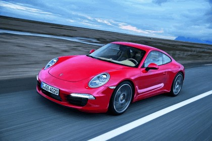 2011 Porsche 911 ( 991 ) Carrera 10