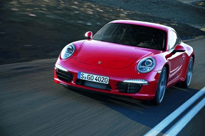 2011 Porsche 911 ( 991 ) Carrera 11