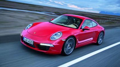 2011 Porsche 911 ( 991 ) Carrera 4