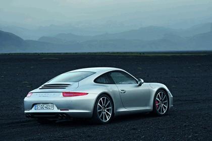 2011 Porsche 911 ( 991 ) Carrera S 9