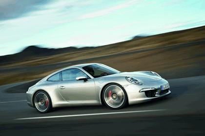 2011 Porsche 911 ( 991 ) Carrera S 11
