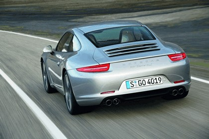 2011 Porsche 911 ( 991 ) Carrera S 16