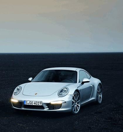 2011 Porsche 911 ( 991 ) Carrera S 21