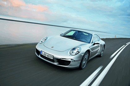 2011 Porsche 911 ( 991 ) Carrera S 31