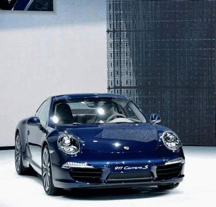 2011 Porsche 911 ( 991 ) Carrera S 71