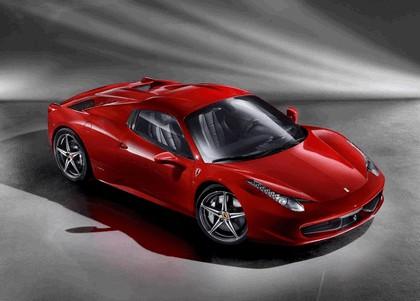 2011 Ferrari 458 Italia spider 4