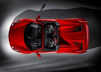 2011 Ferrari 458 Italia spider 7