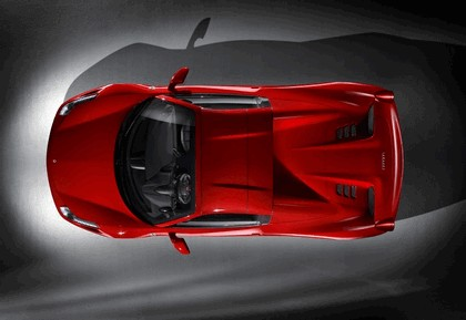 2011 Ferrari 458 Italia spider 8