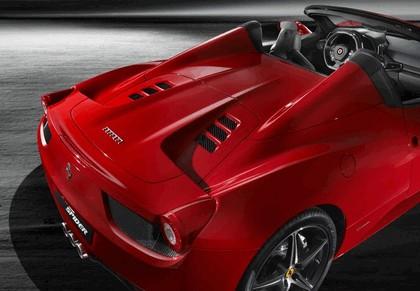 2011 Ferrari 458 Italia spider 9
