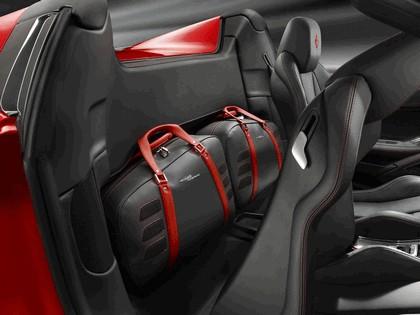 2011 Ferrari 458 Italia spider 14