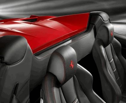 2011 Ferrari 458 Italia spider 15