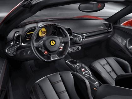 2011 Ferrari 458 Italia spider 16