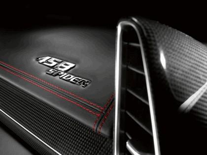 2011 Ferrari 458 Italia spider 18