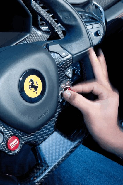 2011 Ferrari 458 Italia spider 21