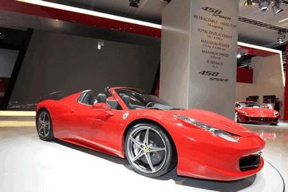 2011 Ferrari 458 Italia spider 24