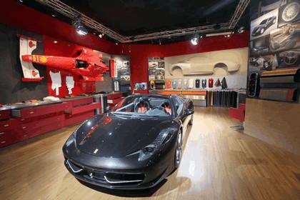 2011 Ferrari 458 Italia spider 26