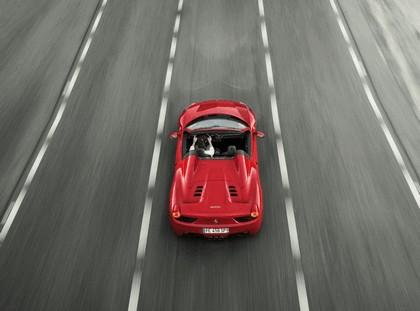 2011 Ferrari 458 Italia spider 27