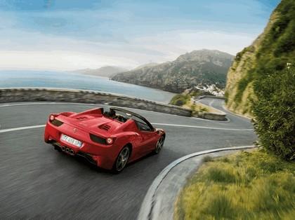 2011 Ferrari 458 Italia spider 30