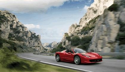 2011 Ferrari 458 Italia spider 31