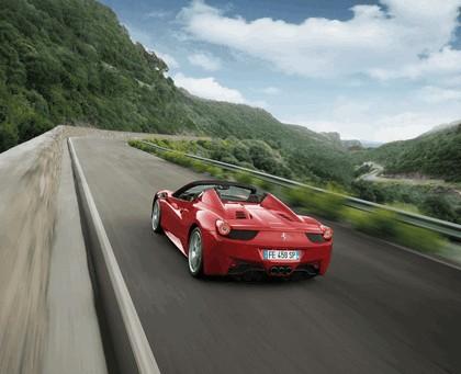 2011 Ferrari 458 Italia spider 33