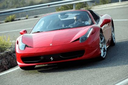 2011 Ferrari 458 Italia spider 36