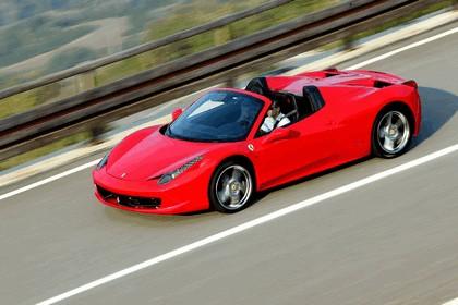 2011 Ferrari 458 Italia spider 37