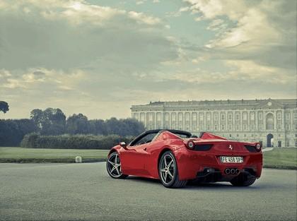 2011 Ferrari 458 Italia spider 39