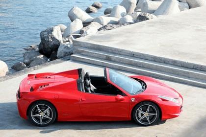 2011 Ferrari 458 Italia spider 45