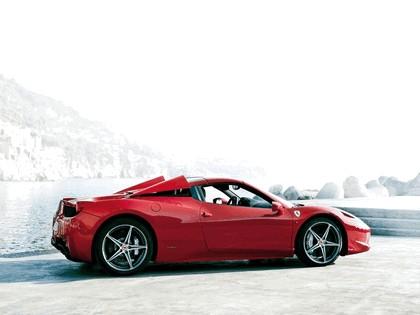 2011 Ferrari 458 Italia spider 46